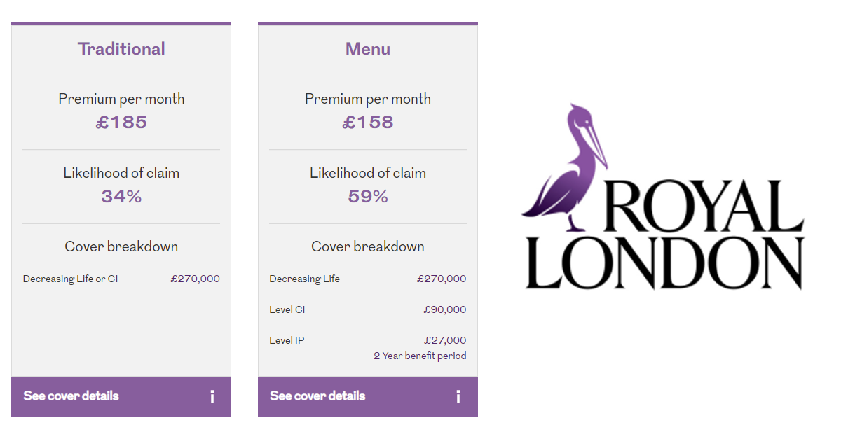 "Can Royal London help advisers sell the ""value of Menu""?"